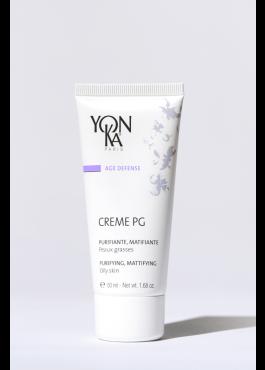 Crème PG : Peaux Grasses