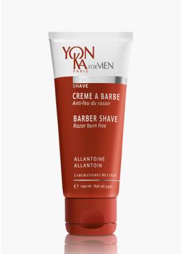Crème de rasage apaisante homme